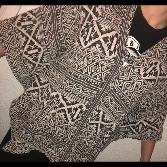 Jackets & Blazers - Patterned cardigan